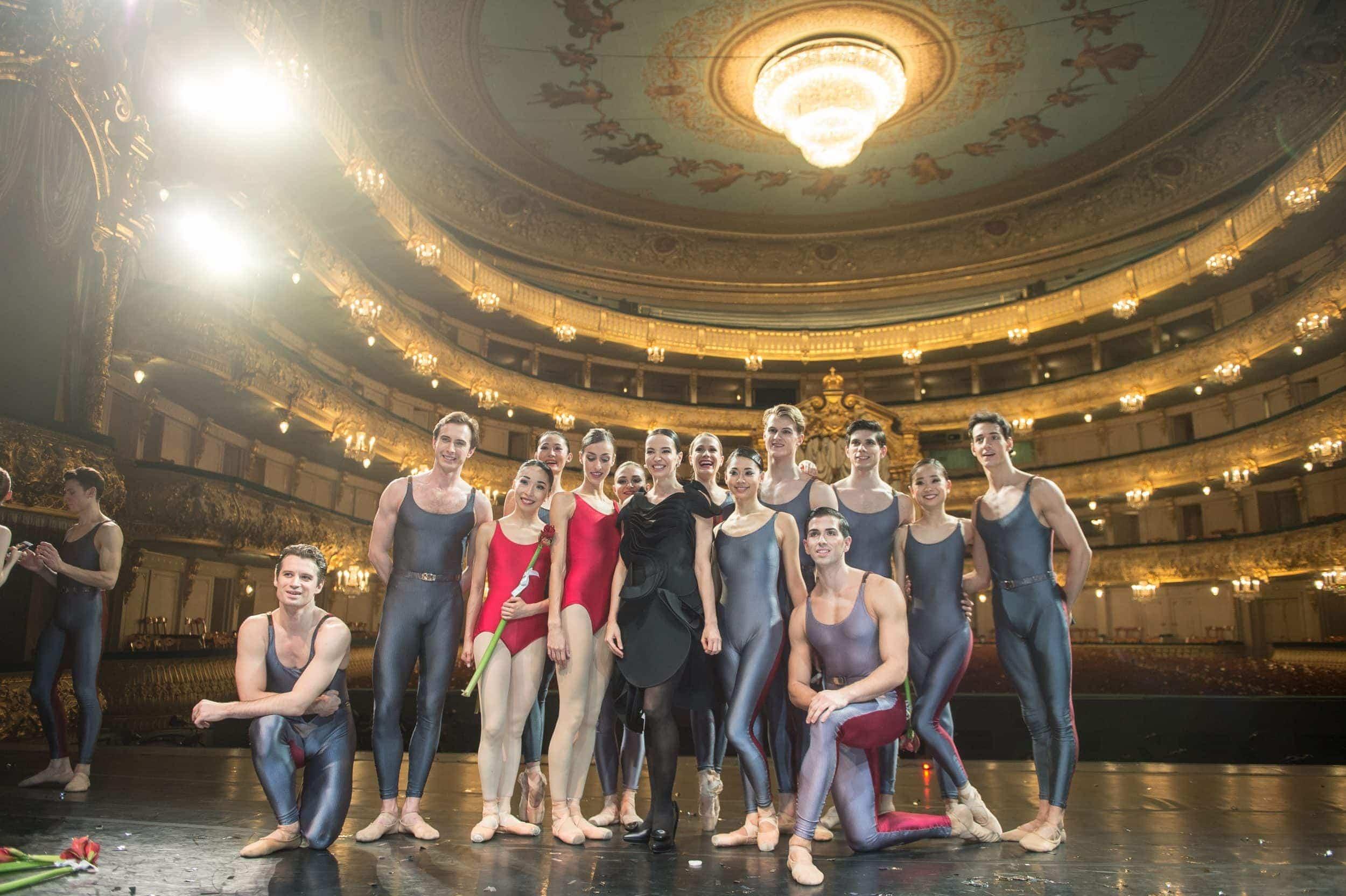 Национальный балет Нидерландов и Диана Вишнёва