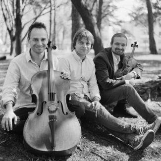 Трио Nouvelle Philharmonie