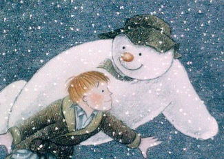 Мультфильм «Снеговик»
