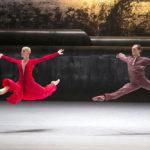 """В Большом театре представили балет """"Забытая земля"""""""