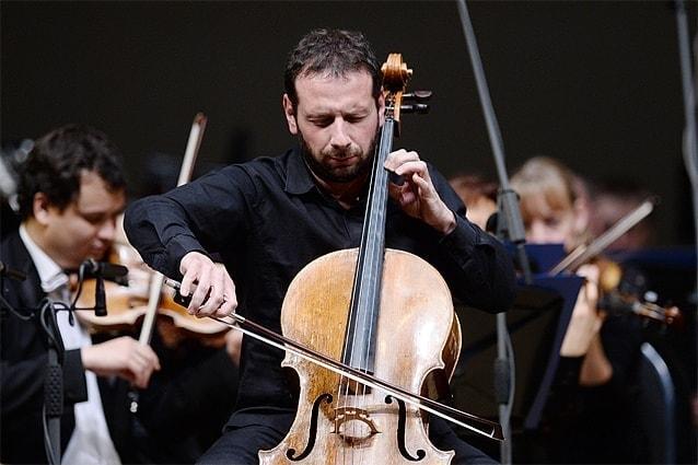 Борис Андрианов. Фото - фестиваль Vivacello
