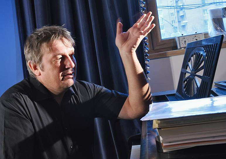 Борис Березовский. Фото - Дмитрий Лебедев / Коммерсант
