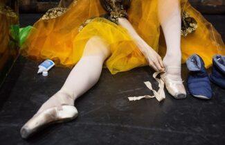 Всероссийский конкурс артистов балета и хореографов. Фото - Егор Алеев/ТАСС