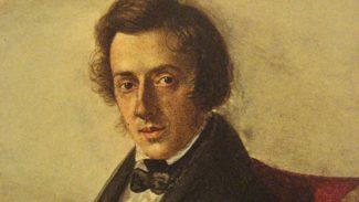 Фредерик Шопен, портрет кисти Maria Wodzińska, 1836 год