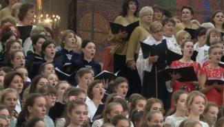 III Всероссийский хоровой фестиваль завершился в столичном Музее Победы