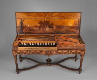Клавикорд, 1763 год