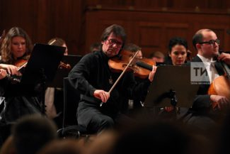 Юрий Башмет на фестивале Concordia. Фото - Михаил Захаров
