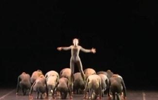 Балет Asunder в постановке Гойо Монтеро