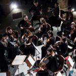Санкт-Петербургский студенческий симфонический оркестр, дирижёр Иван Шинкарёв. Фото - Полина Назарова