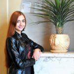 Яна Дьякова. Фото - Андрей Савельев
