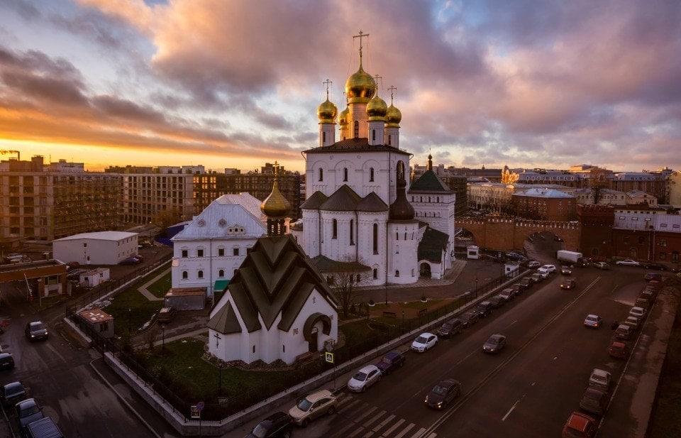 В Феодоровском соборе выступил камерный ансамбль «Voci». Фото - photosight.ru