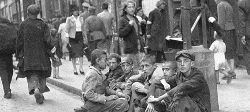 Летом 1942 года началась операция по ликвидации гетто