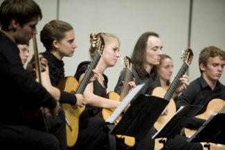 Фестиваль ансамблей гитаристов. Фото - ug.ru