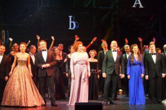 Вечер памяти Эльдара Рязанова в Геликон-опере. Фото - Владимир Ковалевский / РГ