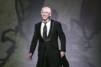 Дмитрий Хворостовский на юбилейном гала-концерте в Метрополитен-опера Нью-Йорк, 7 мая 2017 года. Фото - WQXR