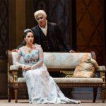Светлана Касьян в роли Тоски. Фото - Римская опера