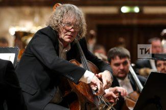 Первым виолончельным концертом Шнитке завершилась программа фестиваля Concordia. Фото - Салават Камалетдинов