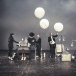 Квартет музыкантов-экспериментаторов пытается «омузыкалить» необычные природные явления. Фото - netfest.ru