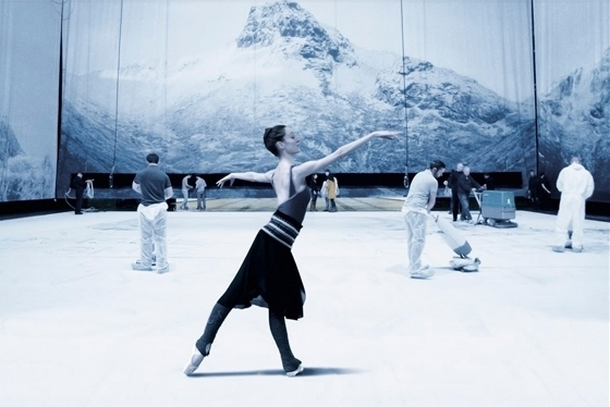 Кадр из фильма «Парижская опера». Фото - ЦДК
