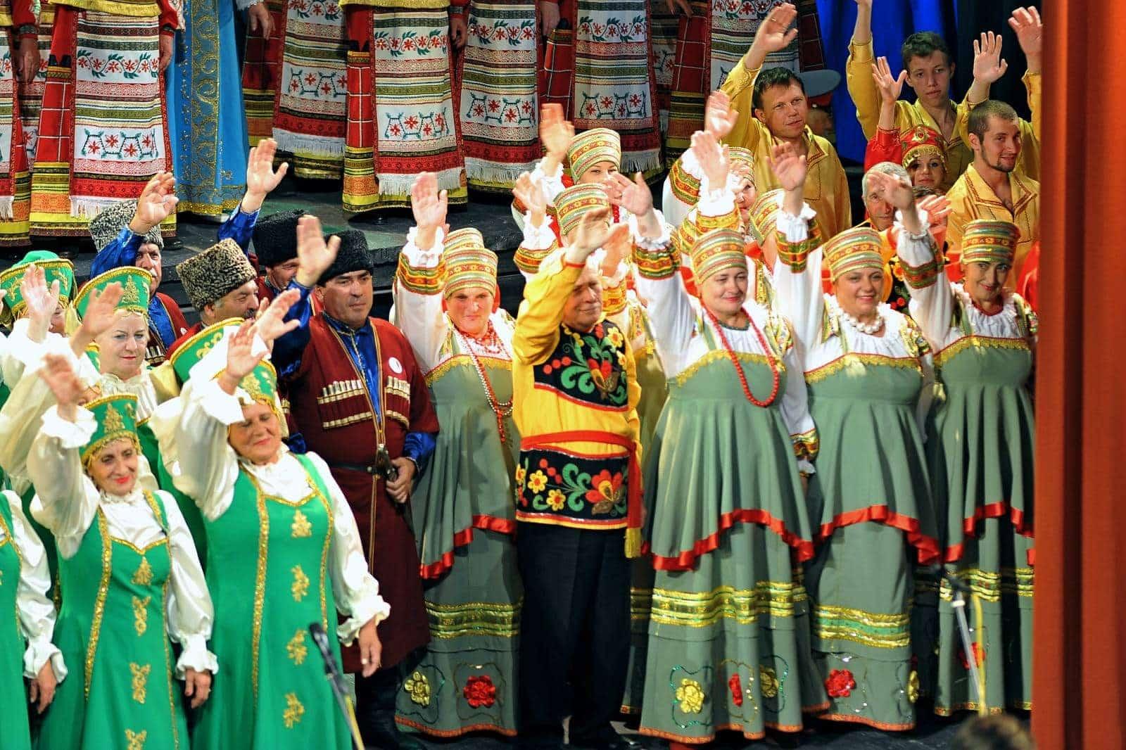 В Белгороде определились финалисты всероссийских «Поединков хоров»