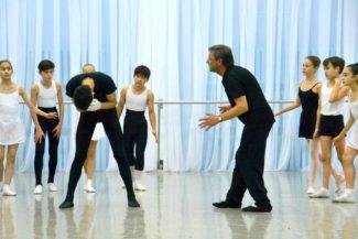 В хореографическом колледже им. Р. Нуреева идет подготовка к премьере балета «Снежная королева»