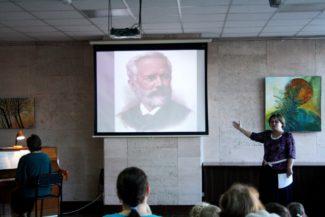 «День музыки Чайковского» отметили в Свердловской области