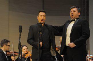 Илья Говзич и Александр Миминошвили. Фото - Лилия Загирова