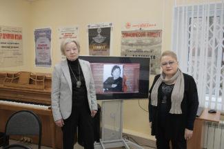 Галина Иллютович и Галина Баталина