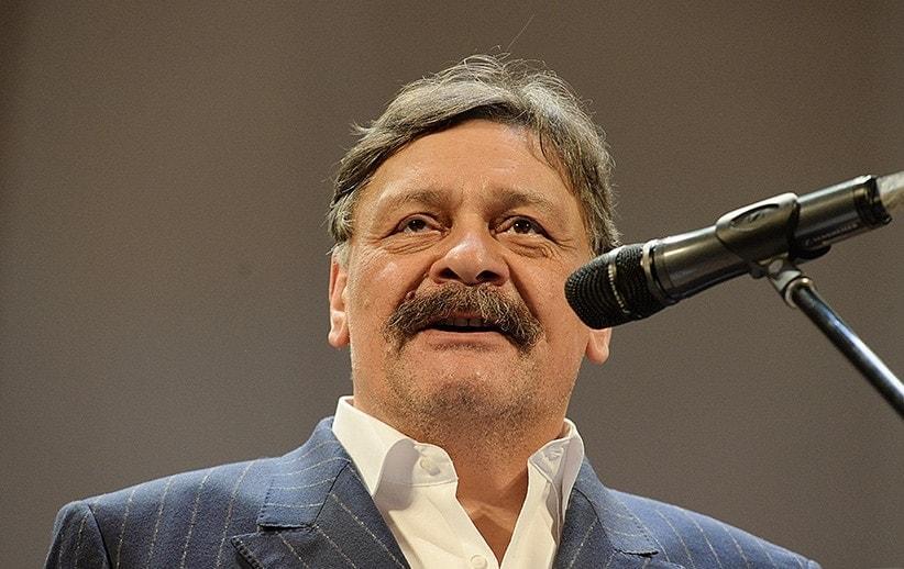 Дмитрий Назаров. Фото - Сергей Корзенников