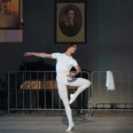 """Владислав Лантратов в балете """"Нуреев"""". Фото - Дамир Юсупов"""