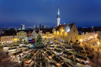 Таллин. Фото - klubputeshestvennikov.com