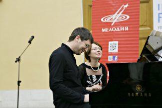 Артур Ансель и Людмила Берлинская. Фото - Ирина Шымчак