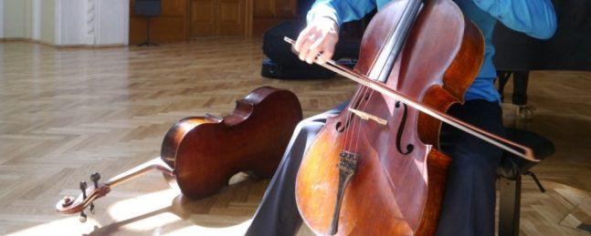 Тульская областная филармония покупает виолончель работы Тимофея Подгорного