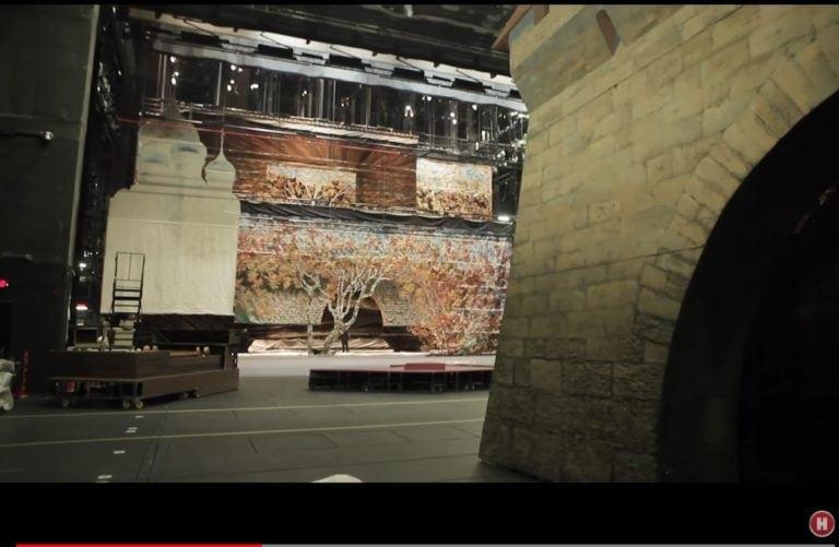 Что скрывается за кулисами Большого театра?