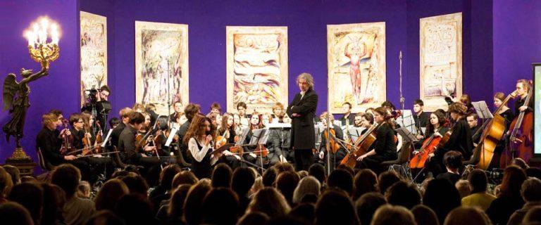 «Сказочная мудрость»:  XII детский музыкальный фестиваль искусств «Январские вечера»