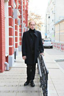 Даниил Саямов. Фото - Ирина Шымчак