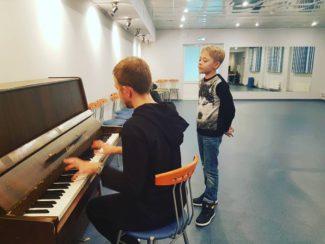 12-летний Кирилл Еропов споет на сцене Большого театра. Фото - prizyv.tv