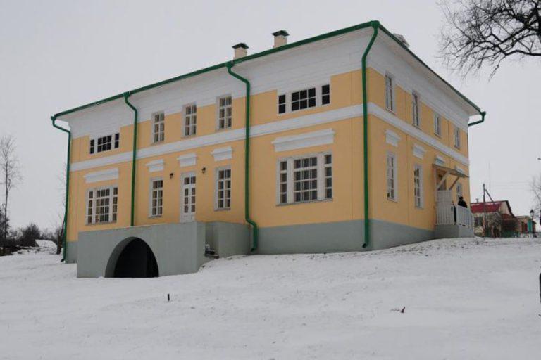 В усадьбе Афанасия Фета в Курской области появился концертно-выставочный зал
