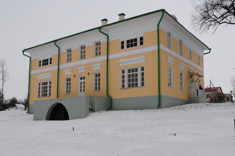 Музей-усадьба Афанасия Фета в Курской области