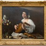Картина Караваджо «Юноша с лютней». Фото - Государственный Эрмитаж
