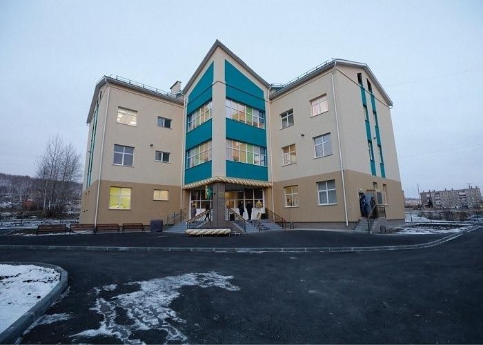 Школа искусств в Карабаше