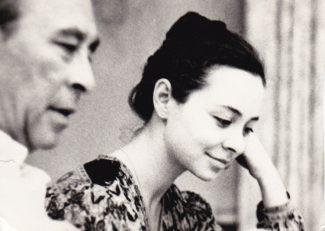 Валентин Берлинский и Людмила Берлинская. Фото из архива Л. Берлинской