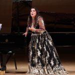Мария Гулегина дала концерт в Карнеги-холле