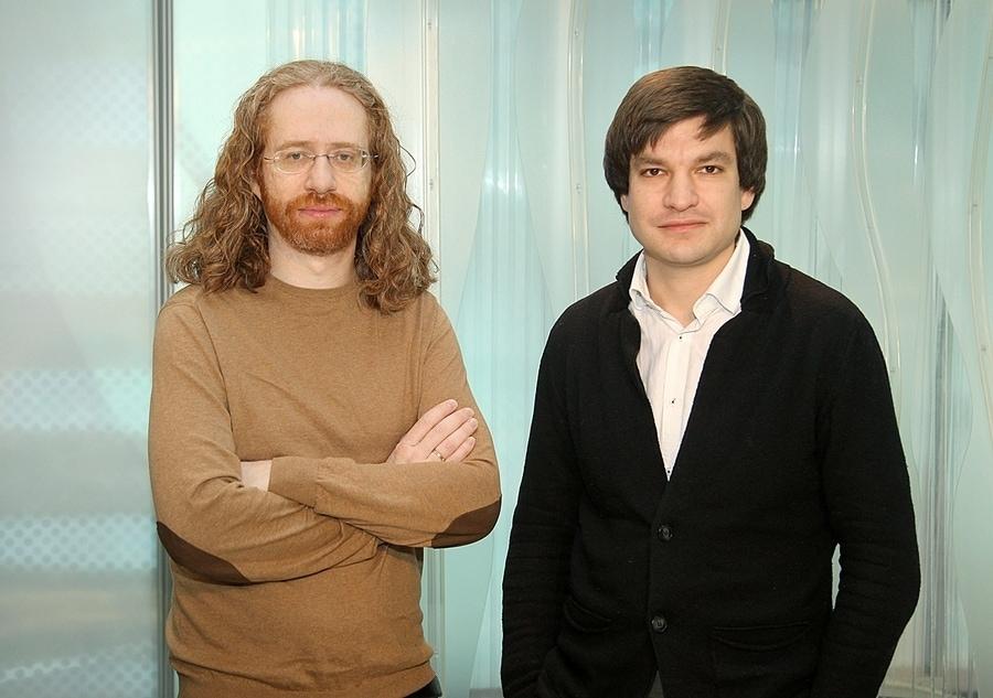 Роман Минц и Дмитрий Булгаков. Фото - Вадим Шульц