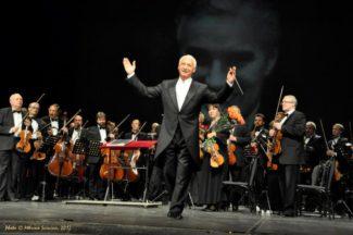 Владимир Спиваков и Национальный филармонический оркестр России