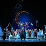 """В Театре имени Наталии Сац показали """"Ночь перед Рождеством"""""""