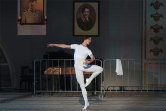 Балет «Нуреев» войдет в репертуар Большого театра. Фото - Дамир Юсупов