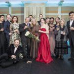 Лауреаты премии Фонда Елены Образцовой - 2017