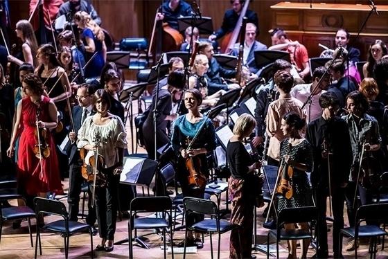 Дюссельдорфский симфонический оркестр выступят в Москве. Фото - Apriori Arts Agency