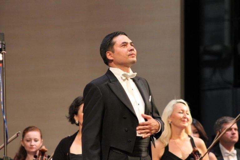 """Раушан Якупов: """"У оркестра есть амбиции и потенциал"""""""